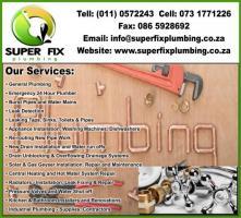 Super Fix Plumbing