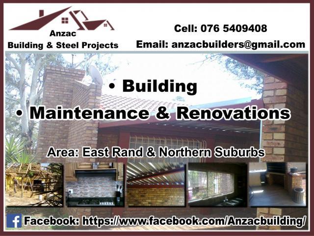 Anzac Building & Steel Projects