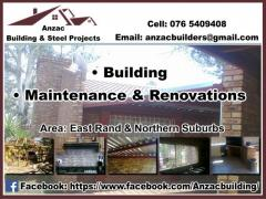 Anzac Building & Steel Projects