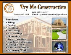 Try Me Construction