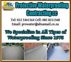 Protective Waterproofing Contracting cc