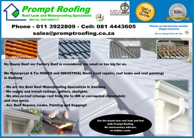 Prompt Roofing
