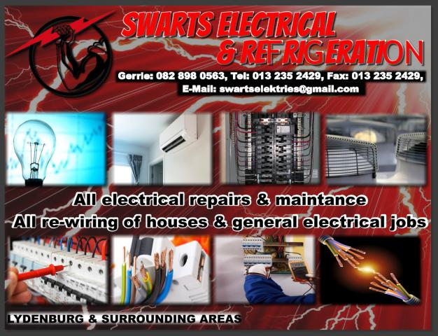 Swarts Electrical & Refrigeration