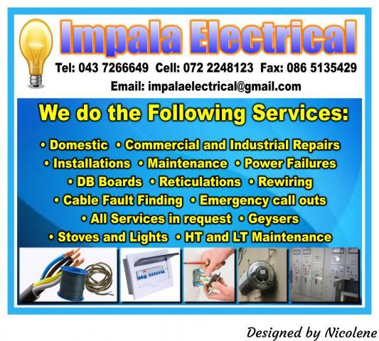 Impala Electrical