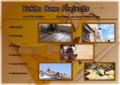 Yakha Bone Projects