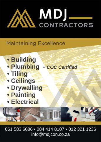 MDJ Contractors