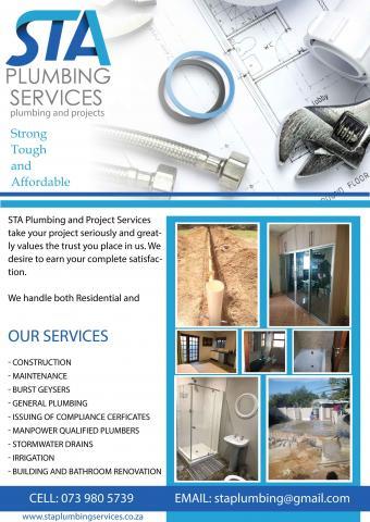 STA Plumbing and Projects