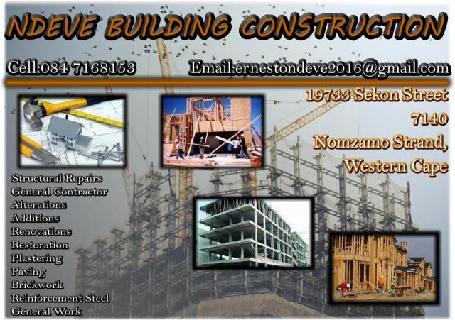 NDEVE Building Construction
