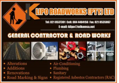 klipo Roadworks (Pty) Ltd
