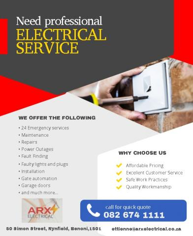 Arx Electrical