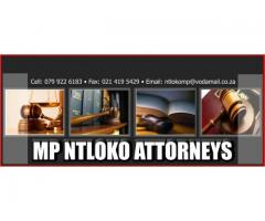 MP NTLOKO ATTORNEYS