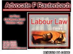 Advocate F Rautenbach