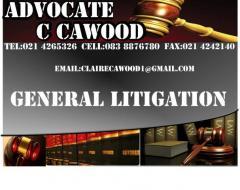 Advocate C Cawood