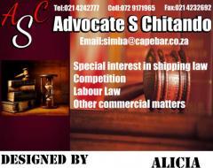 Advocate S Chitando