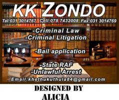 K K Zondo