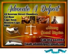 Advocate A Delport