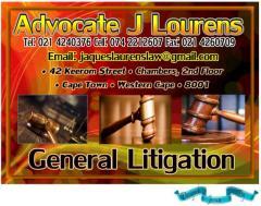 Advocate J Lourens