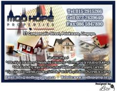 Modhope Properties