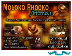 Moloko Phooko Attorneys