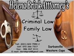 Helena Brink Atttorney's