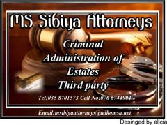 MS Sibiya Attorneys