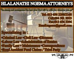 Hlalanathi Ngema Attorneys