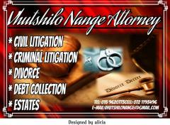 Vhutshilo Nange Attorney