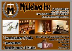 Mjulelwa Inc