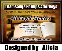 Thamsanqa Phillips attorneys