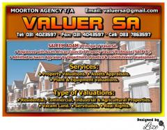 Moorton Agency t/a Valuer SA
