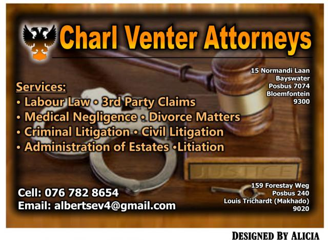 Charl Venter Attorneys