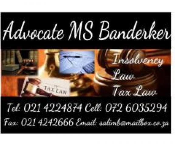 Adv. M.S Banderker