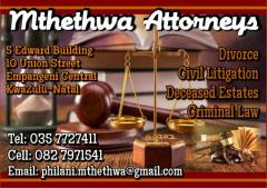 Mthethwa Attorneys