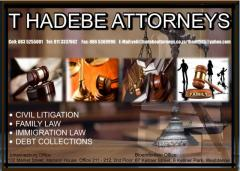 T Hadebe Attorneys