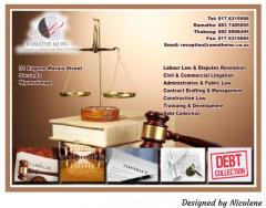 Ramathe MJ Inc - Attorneys & Labour Law Practitioners