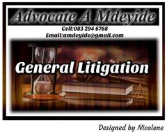 Advocate A Mdeyide