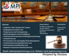 Madlanga & Partners Inc Attorneys