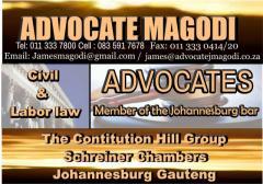 Advocate Magodi