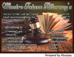 Mosire Tsiane Attorney's