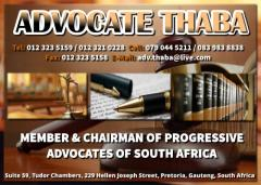 Advocate Thaba