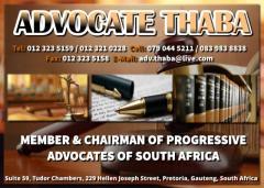 Advocate Thaba