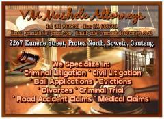 VM Mashele Attorneys