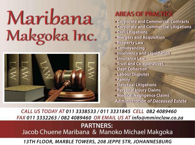 Maribana Makgota Inc