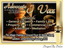 Advocate I Vaz