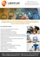 Labour Law Managment Consulting