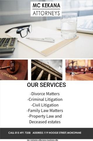 MC KEKANA ATTORNEYS