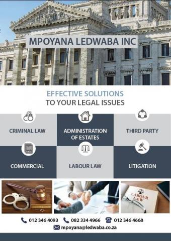 Mpoyana Ledwaba Inc