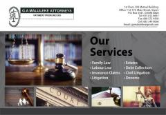 G.A Maluleke Attorneys