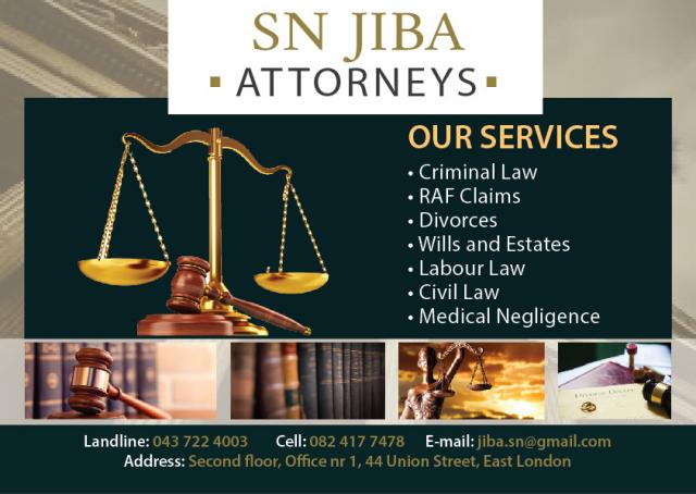 SN Jiba Attorneys