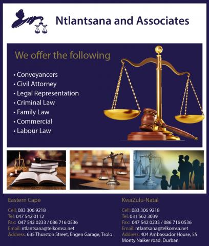 Ntlantsana and Associates